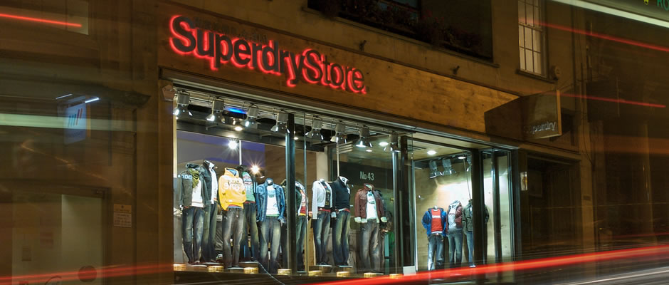 Bristol Park Lane - Superdry