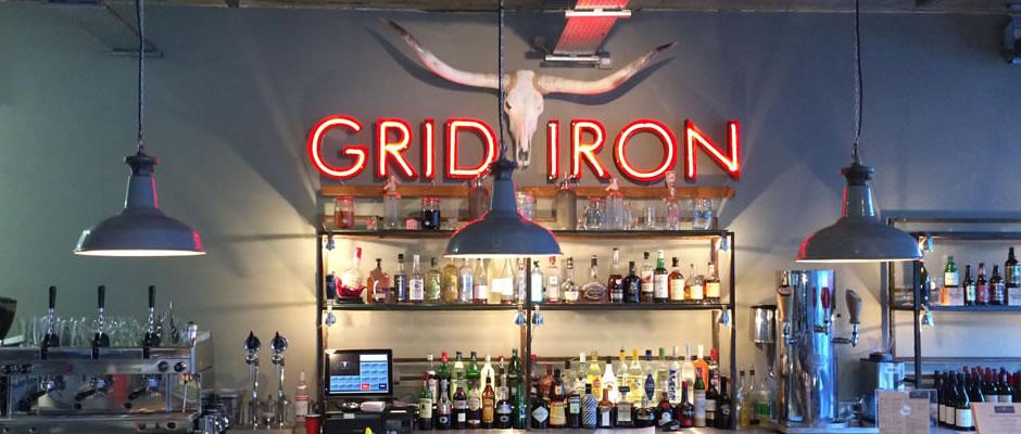 Grid Iron - Cheltenham
